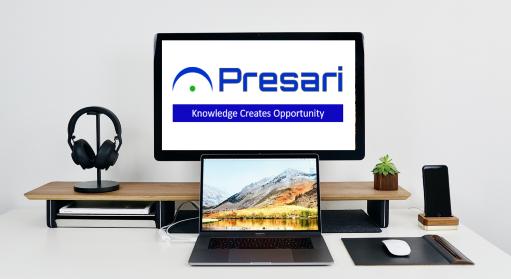 Presari for Desktops Laptops and Cell Phones